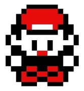 Pokemon Red Sprite2